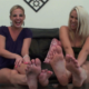 roxie rae dirty feet